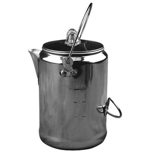 Coleman 9-cup camping coffee pot