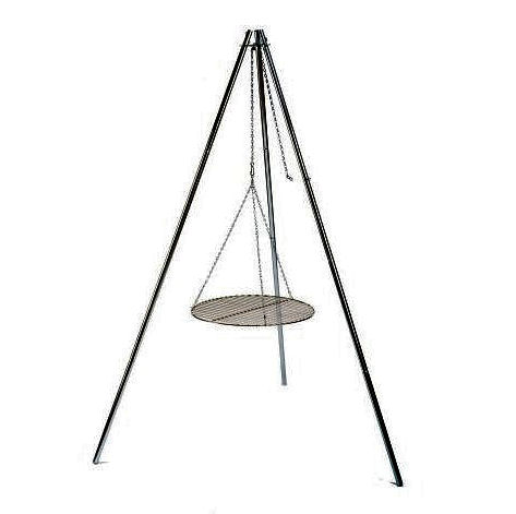 Tripod Hanging Cfire Grill