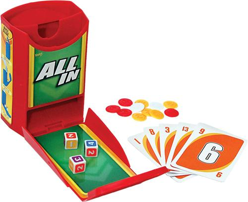 All-In Camping Card Game