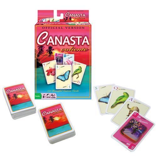 Canasta Camping Card Game