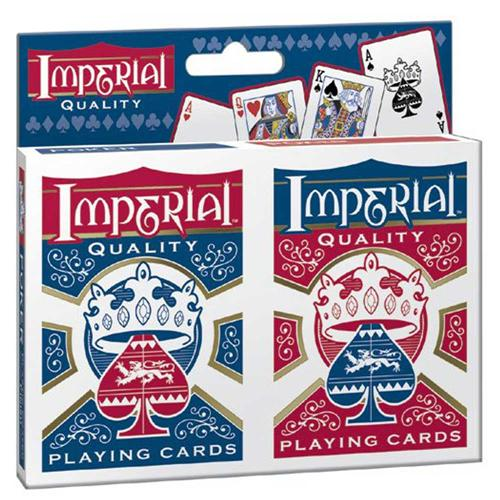 Twin Pack Camping Playing Cards