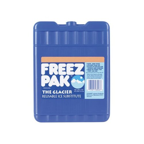 Camp Cooler Ice Paks