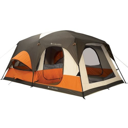 Modified Dome Tent