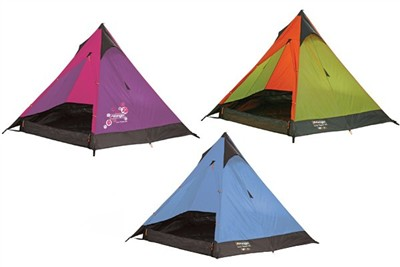 Small Teepee Tents
