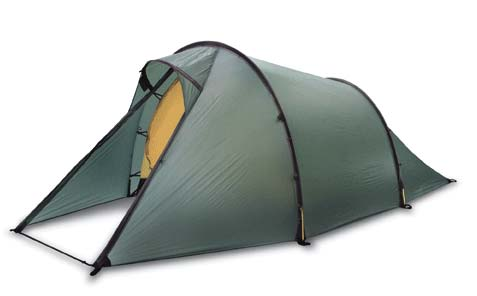 Small Tunnel Camping Tent