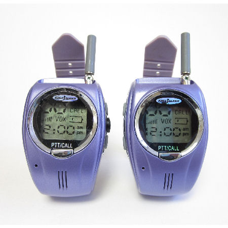 Wrist Watch Walkiie-Talkies