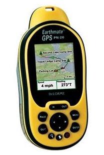 Earthmate GPS device