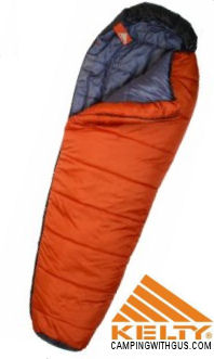 Kelty Mummy-style Kid's Sleeping Bags