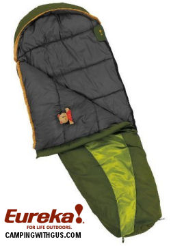 Eureka Mummy Kid's Sleeping Bags