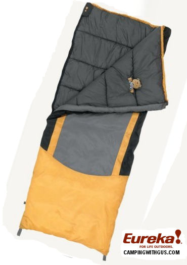 Eureka Minnow Kid's Sleeping Bags