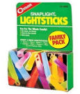 Family Pack Camp Glow Sticks