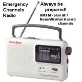 NOAA Emergency Radio