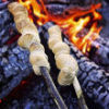 Hobo Bread Stick Pastry - Campfire Dessert Treat