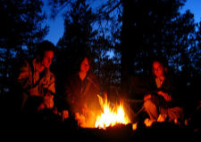 Scary camping and campfire stories for Kids