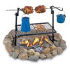 Campfire Cooking Grill and Rotisserie