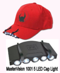MasterVision 1001 Hat Light