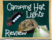 camping hat lights review