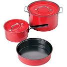 Camp Pots and pans