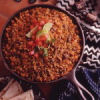 Chili and Rice Campfire Dinner Recipe