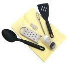 camp cooking utensils