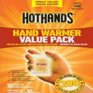 Cold weather hand warmers