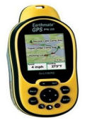 Earthmate Camping and Hiking Handheld GPS