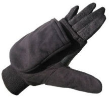 mitten gloves for winter camping