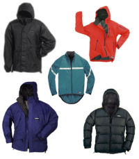 winter outer layer coats and jackets for winter camping