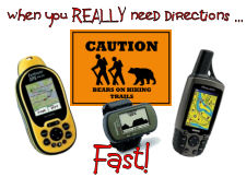 handheld gps for camping