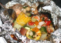 easy camping Meals Ideas - Hobo Foil Dinners