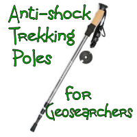 Geocaching Trekking Pole