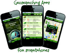 geocaching iPhone apps