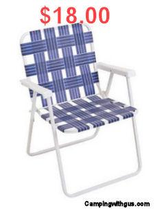 web aluminum folding lawn chair