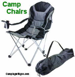 collapsible folding camp chair