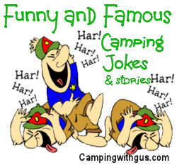 Laughing Boy Scout Characters