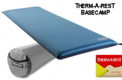 Therm a Rest Basecamp Self-inflating sleeping pad