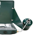 Coleman Camping Stove propane hook-up
