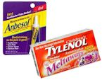 Ambesol and Tylenol
