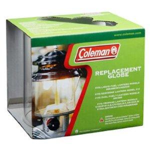 Coleman Camping Lantern Replacement Globe
