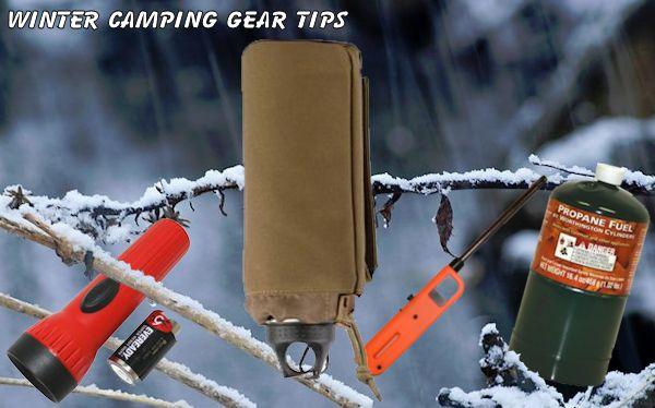 Winter tent Camp Gear