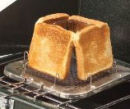 camp stove or campfire bread toaster