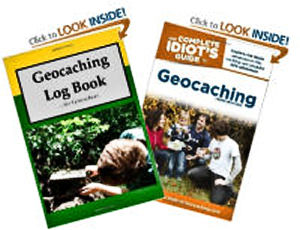 Geocaching Howto and log books