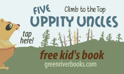 kid's book: five uppity uncles