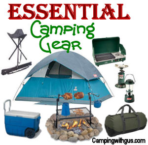 Basic Essential Camping Equipment and Gear to Start ...