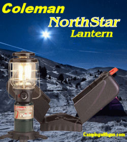 Coleman NorthStar Camping Lantern