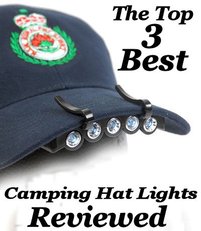 Camping LED Hat and Cap Lights Review d21d828663d8