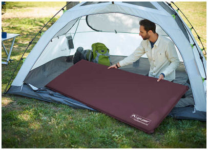 3 Best Self-Inflating Sleeping Pads - How they work and How to Pick One b20cc5d126